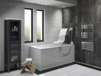 Amalfi Walk in Bath Room Set
